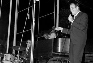 Tony Bennett and Dave Brubeck Concert Photograph