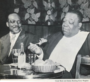 Count Basie, Jimmy Rushing
