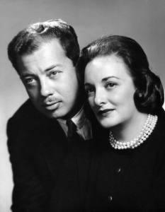 Cy Coleman and Carolyn Leigh