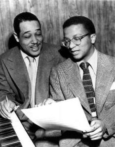 Duke Ellington and Billy Strayhorn