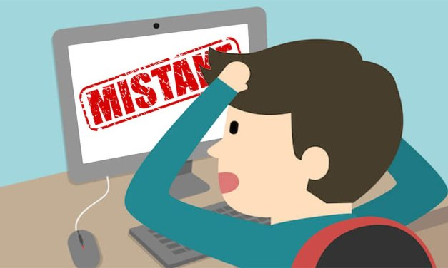 12 Mistakes Amateur Bloggers Make and Ruin Their Blog