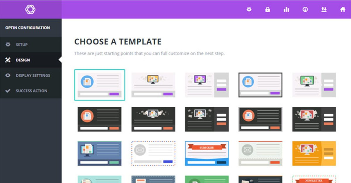 Bloom Opt-in Form Templates - Elegant Themes Review