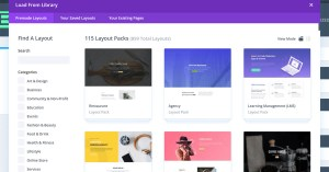 Extra Layouts - Elegant Themes Review