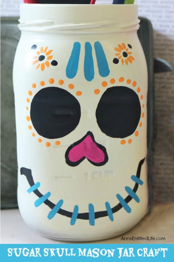 Halloween Mason Jar decor ideas