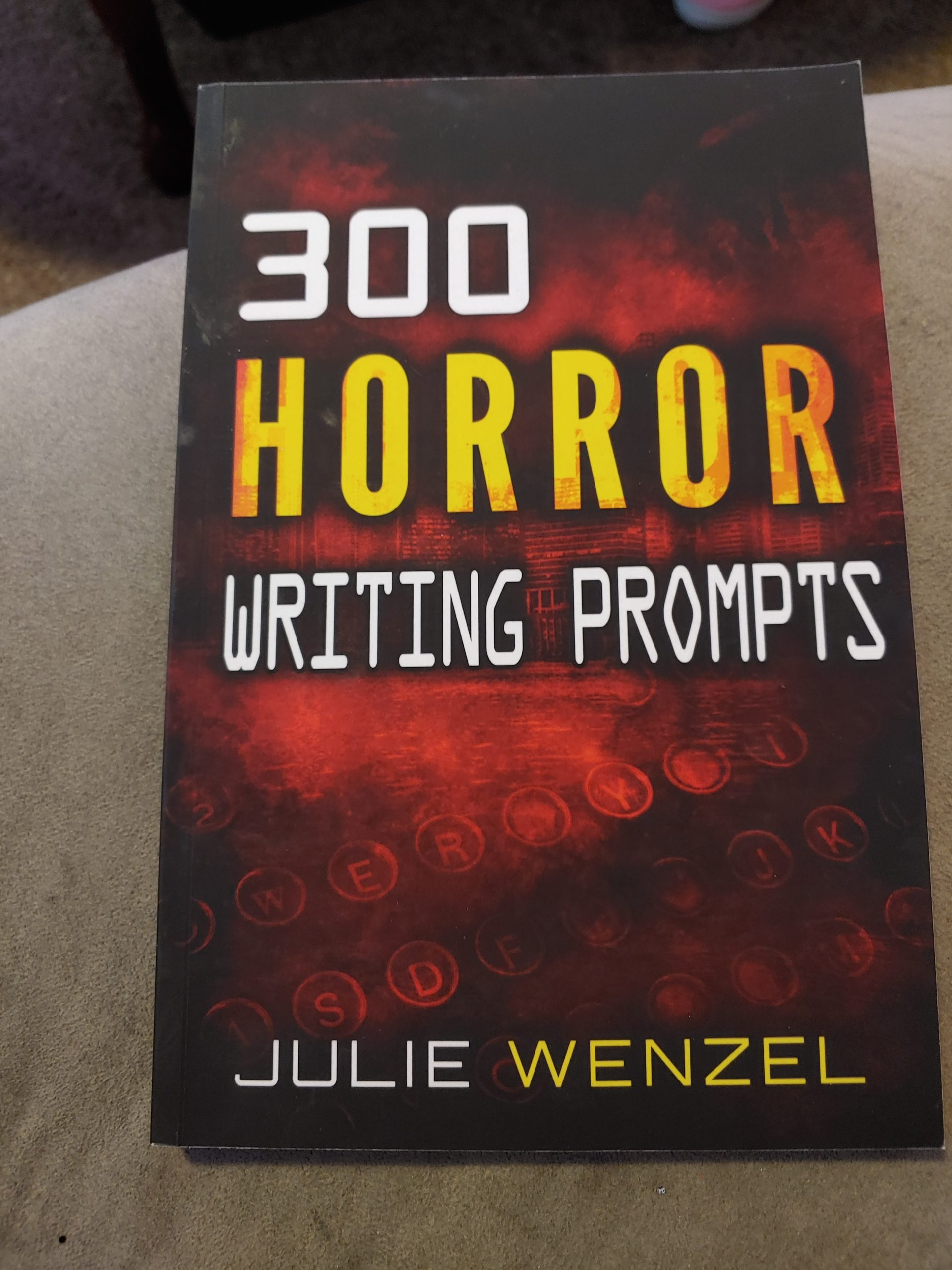 300 Horror Writing Prompts