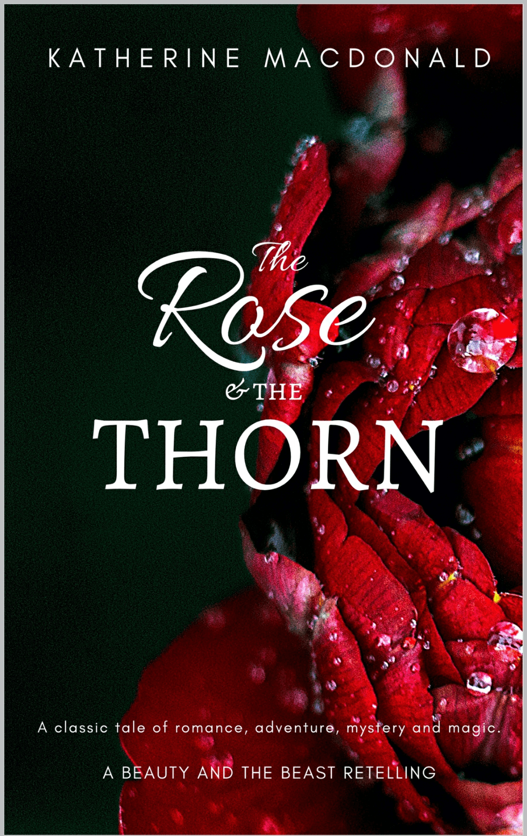 The Rose and The Thorn- Book Review