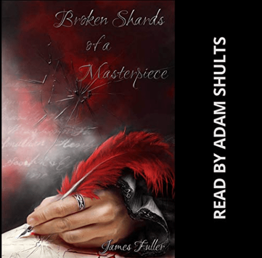 Broken Shards of a Masterpiece- Audiobook Review