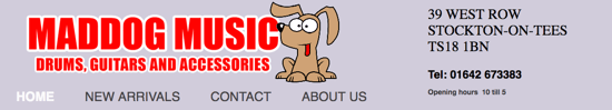21 mad dog music