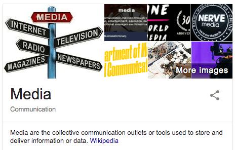 26 media definition