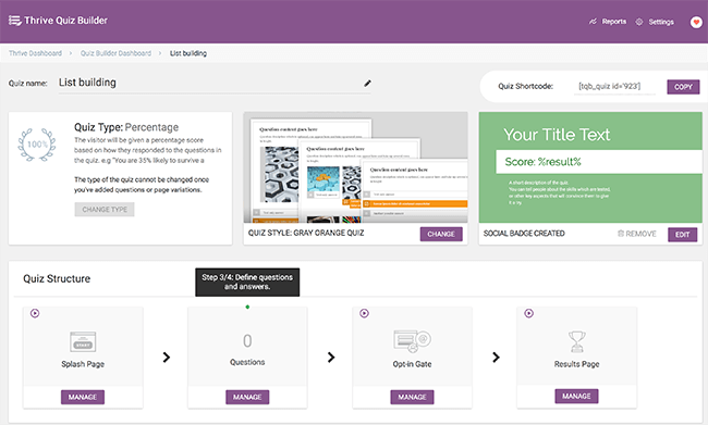 Eight Highly effective Viral Quiz & Survey Builder Plugins For WordPress
