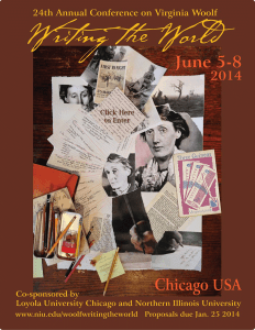 24th annual conference poster