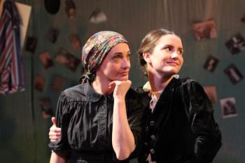 vanessa & virginia play