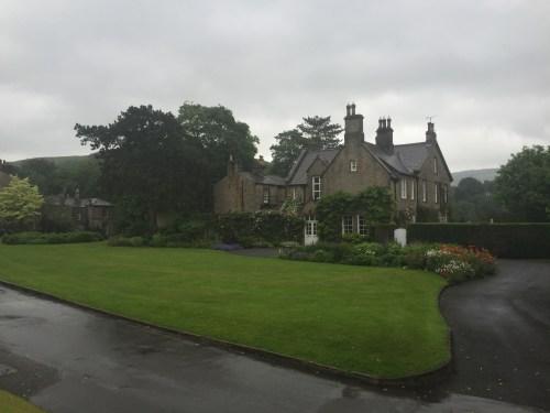 Headmaster's house at Giggleswick School