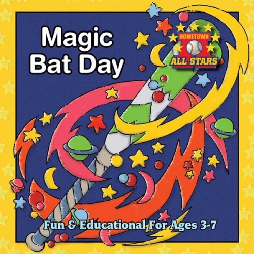 Magic Bat Day Cover