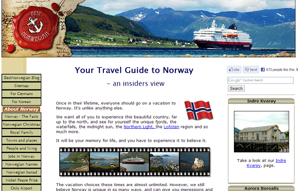 Your Travel Guide to Norway