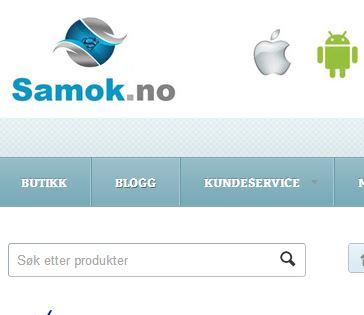 Blogg – Samok.no