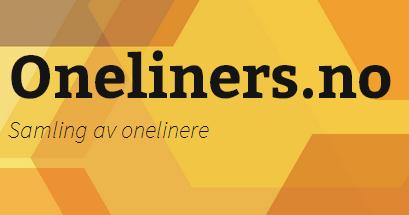 Oneliners.no