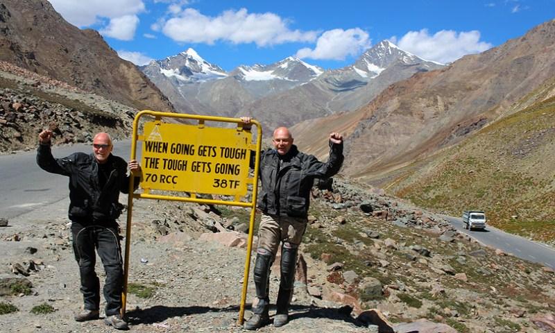 Reiseblogg fra MC-turer og fotturer i Himalaya