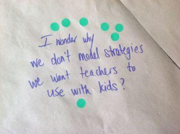 Modelling Strategies