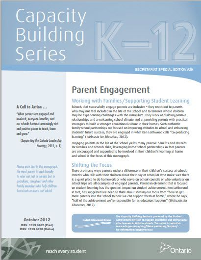 A Window Into the Classroom – Optimizing Parent Engagement