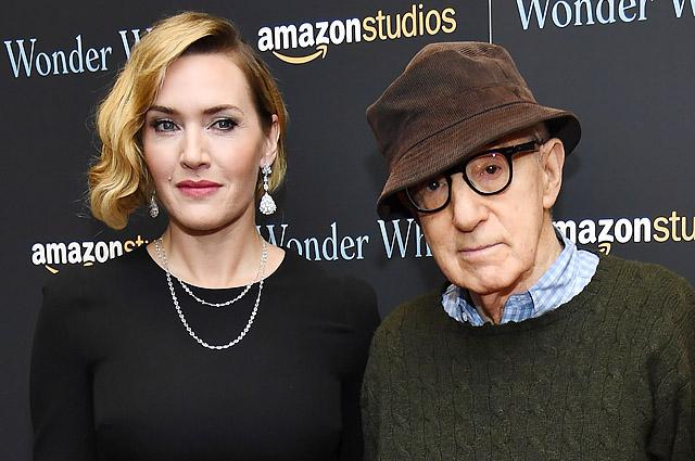 "Кейт Уинслет разгадала секрет Вуди Аллена: ""На каком-то уровне Вуди – женщина"""