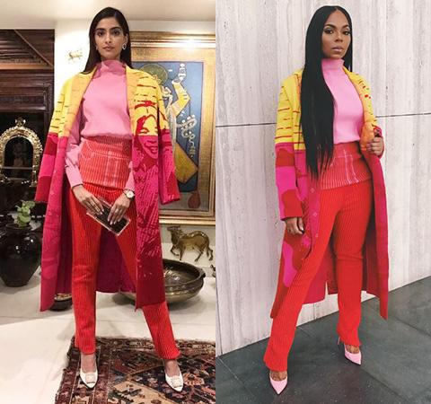 Модная битва: Сонам Капур против Ашанти