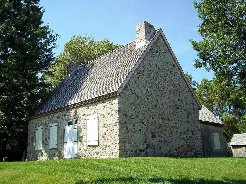 Maison LeBer LeMoyne, musée de Lachine
