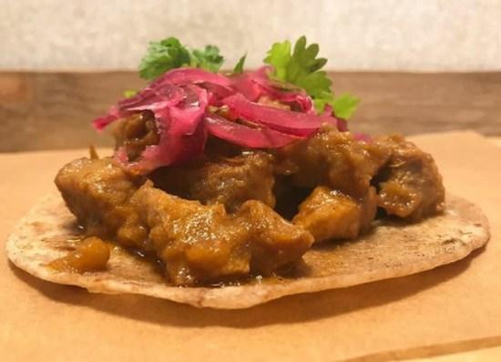 Taco Vindaloo
