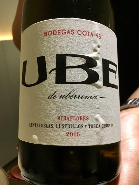 UBE de ubérrima