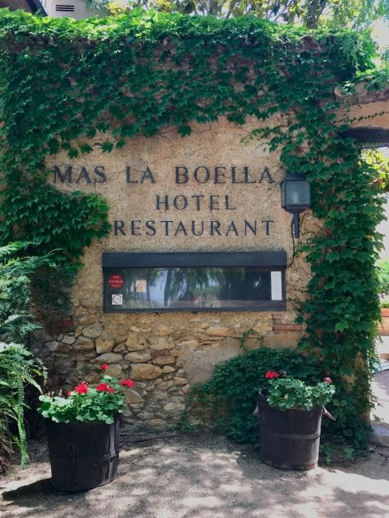 Hotel Restaurant Mas La Boella