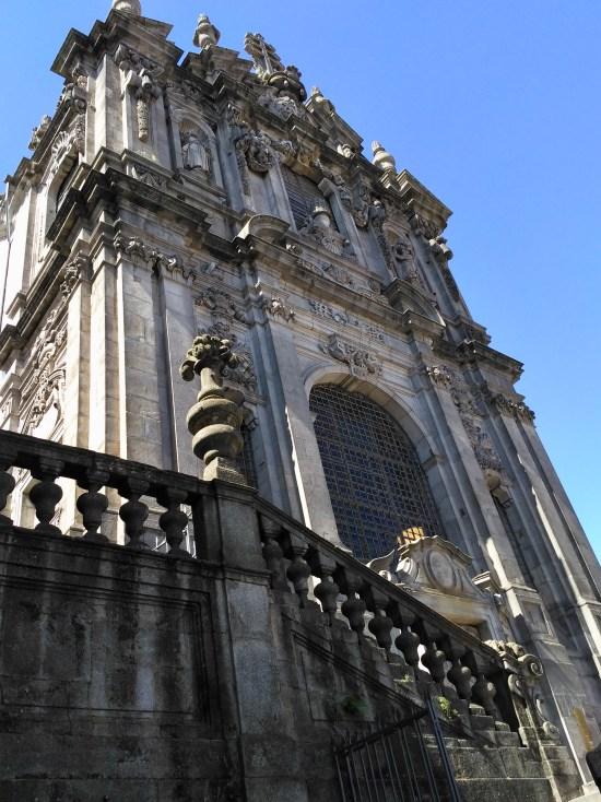 La Torre de los Clérigos, uno de los símbolos de la ciudad
