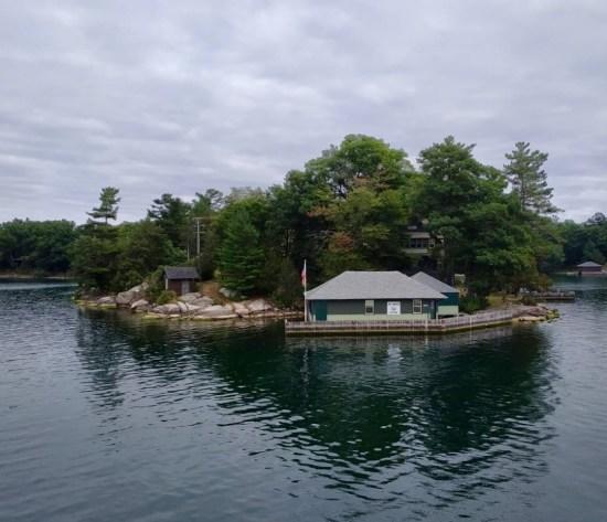 Casa en las Mil Islas