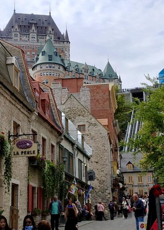 Quebec. La Perle
