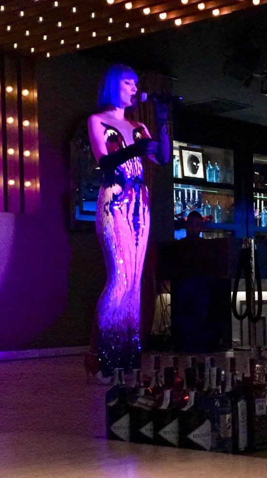 Actuación en Gatsby