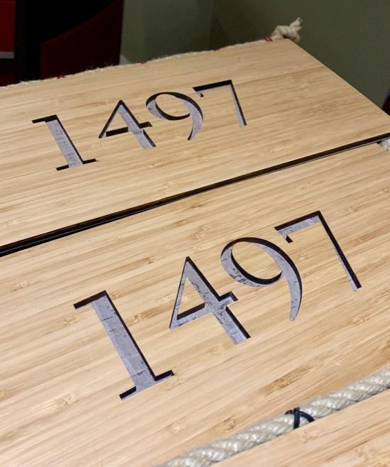 Restaurante 1497