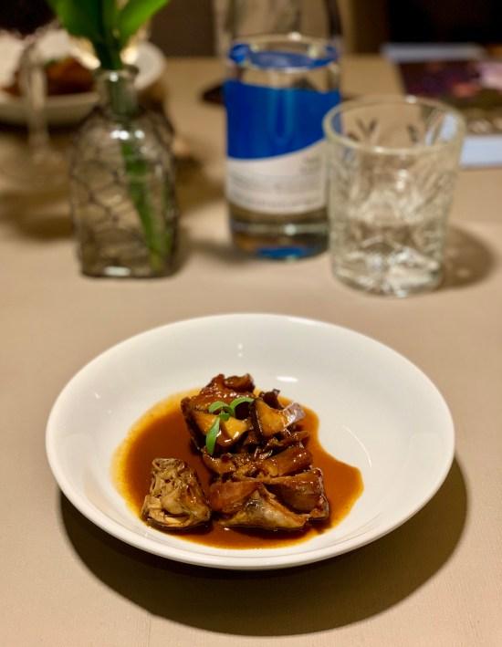 Curry de paletilla de cordero