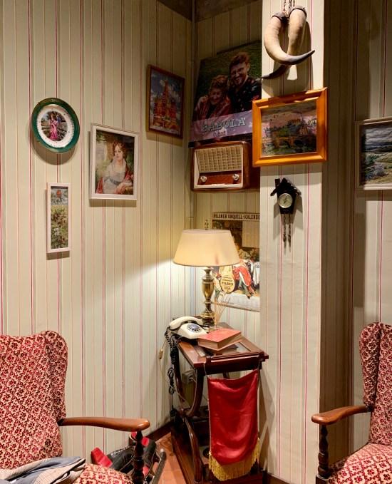 Interior de Babula Bar 1937