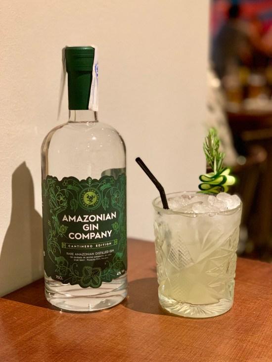 Cóctel Amazónico