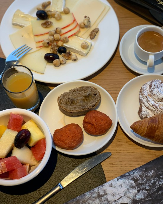 Desayuno en el hotel OD Port Portals