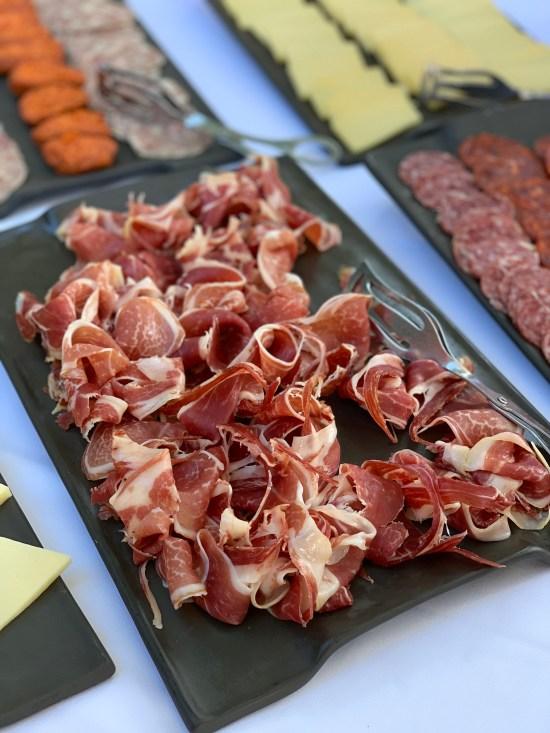 Bufet desayuno Secrets Mallorca Villamil