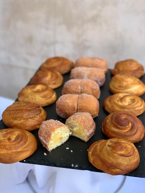 Desayuno bufet en Secrets Mallorca Villamil