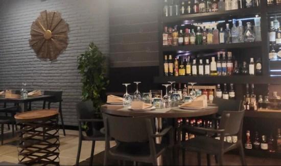 Foto interior del restaurante Étereo