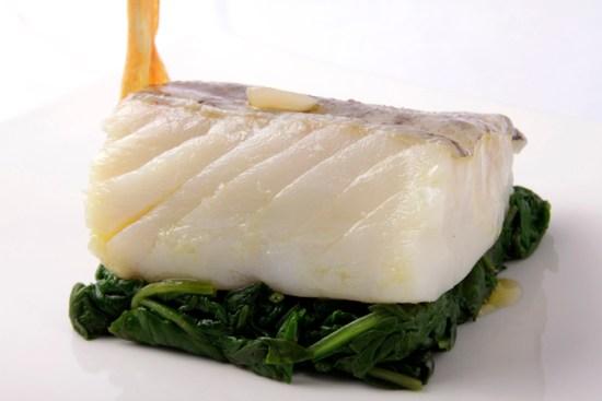 lomo de bacalao