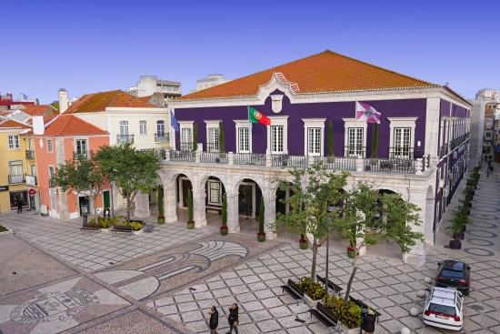 Plaza del Ayuntamiento de Setúbal