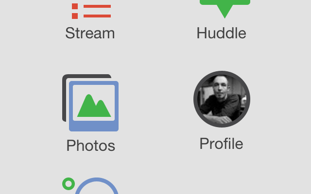 Google+ for iPhone