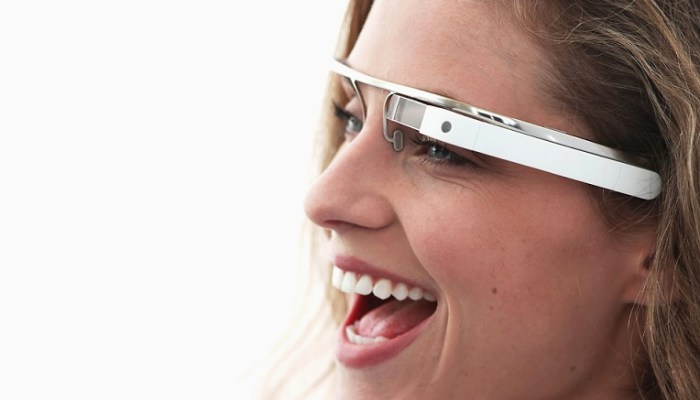Google Glass with Social