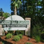 Palmetto Hall Plantation's New Entry Statement