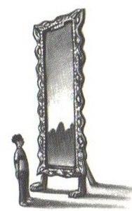 El espejo de Oesed
