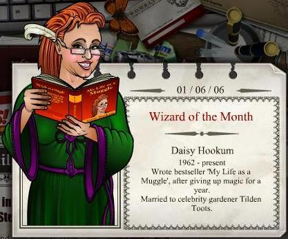 Daisy Hookum