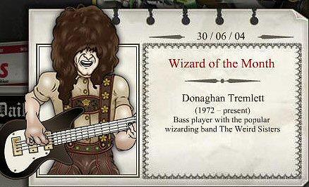 Donaghan Tremlett